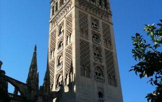 Mi querida Sevilla y sus templos