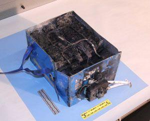 Un fallo de diseño causó el incendio de la batería del B787 de JAL