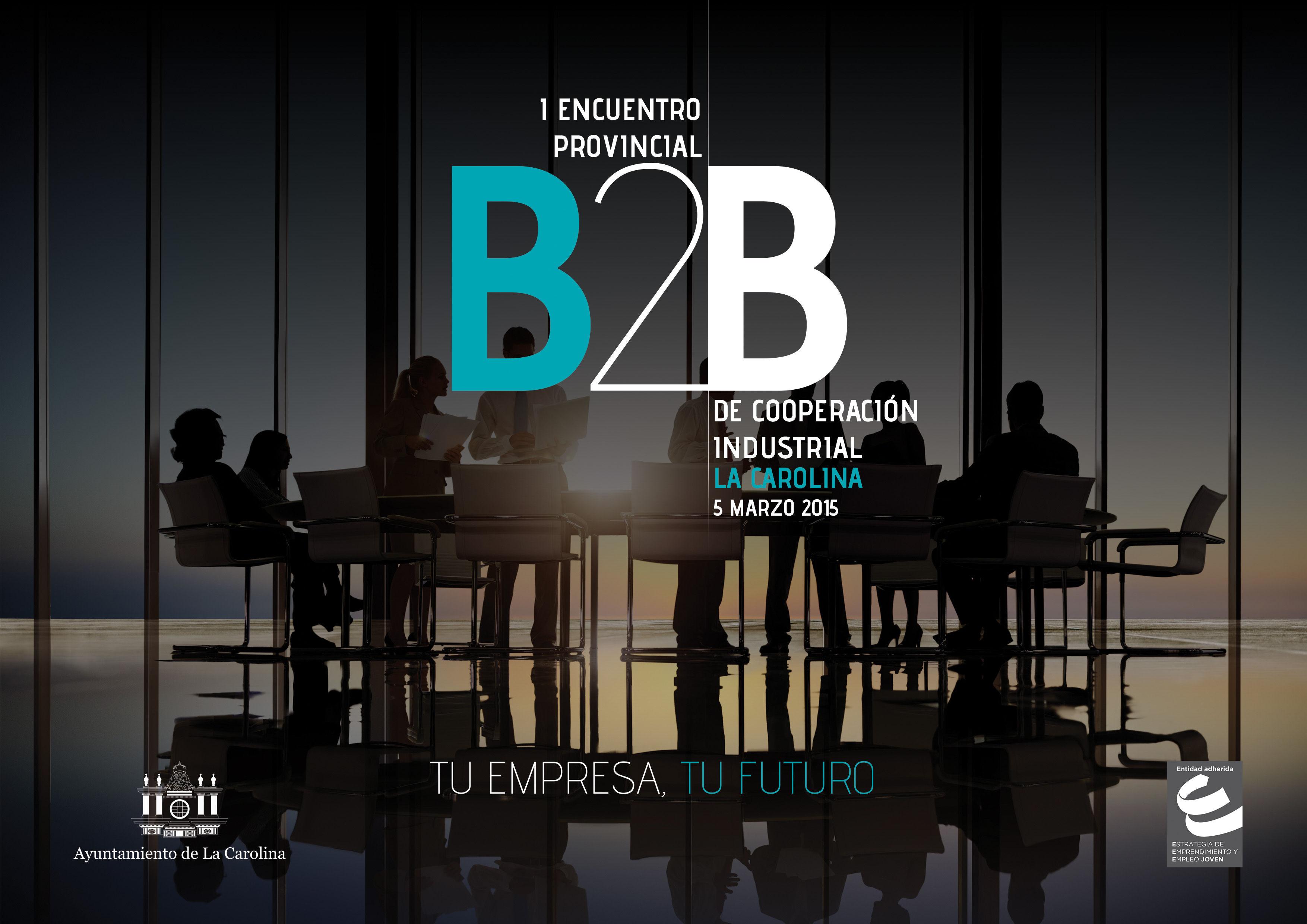Compitte patrocina y participa en el primer encuentro de Cooperación empresarial de La Carolina