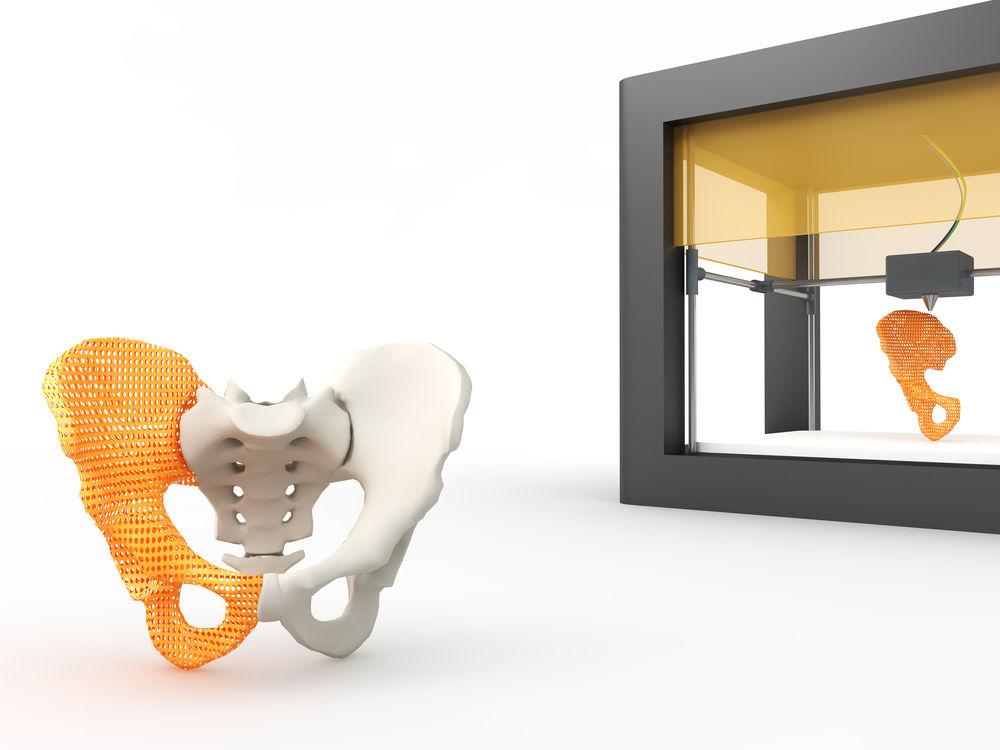 El futuro en impresión 3D
