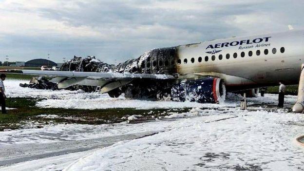 De nuevo una fatalidad acompaña la historia más reciente de la aviación