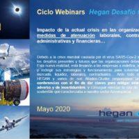 Webinars Hegan desafío Covid